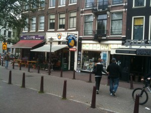 Shops in Amsterdam